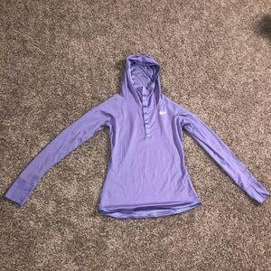 NIKE Dri-Fit Long Sleeved Running Shirt